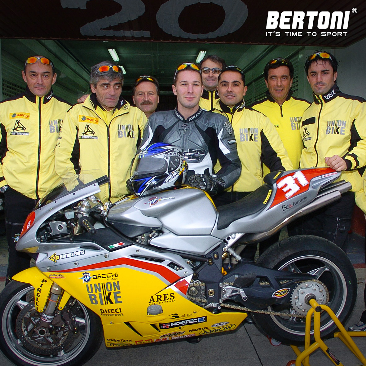 MV Augusta - Union Bike Team